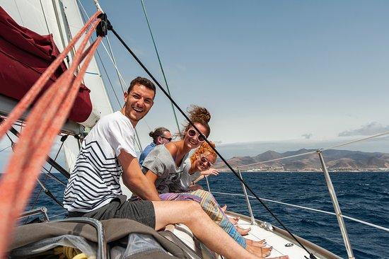 Flounder Yacht Sailing Tours