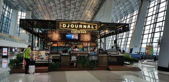 djournal coffee soekarno hatta international airport tangerang rh tripadvisor co uk