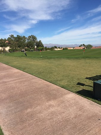Eagle Falls Golf Course Indio Ca Usa