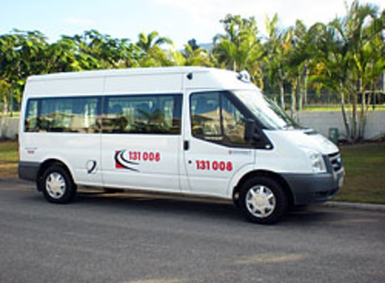 Mission Beach, Australia: Our eleven-seat mini bus is the perfect way for smaller groups to get around our beautiful Cassowary Coast area.  Can be chartered to and from the Cairns Airport or anywhere in between.