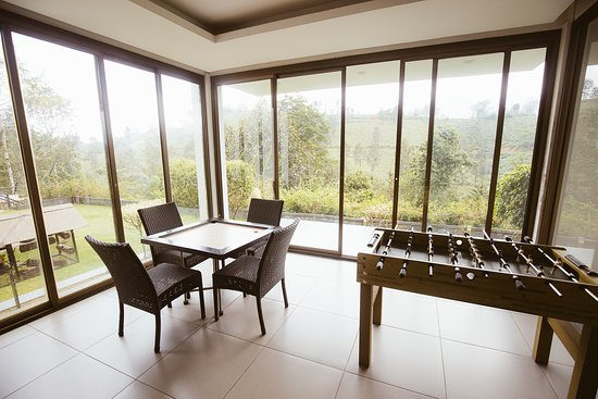 Chateau Woods: That's the game room. We have more board games stashed away!