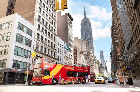 New York City Hop-on-Hop-off-Bustour ...