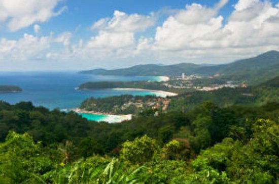 Sightseeing i Phuket