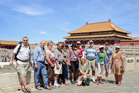 9-Day Small-Group China Tour: Beijing...