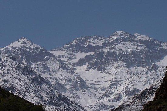 L'ascension du Mont Toubkal, 2 jours...