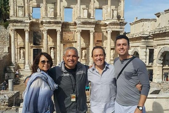 Privat Ephesus Shore Excursion fra...