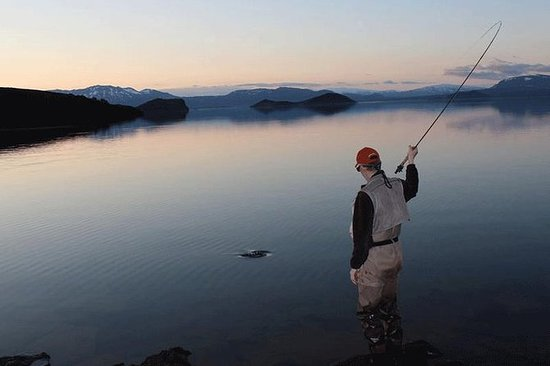 Private Lake and River Fishing Tour...