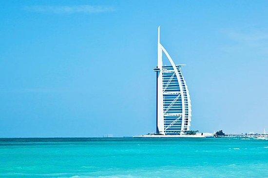 Thé à Burj Al Arab et visite de Burj...