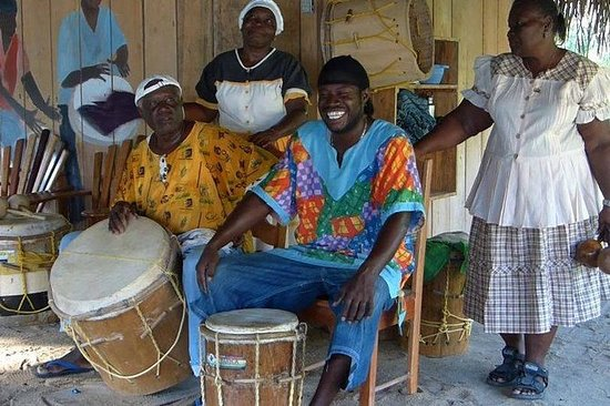 Family Fun Indigenous Garifuna...