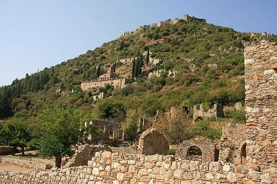 Small-Group Day Trip to Mystras from...