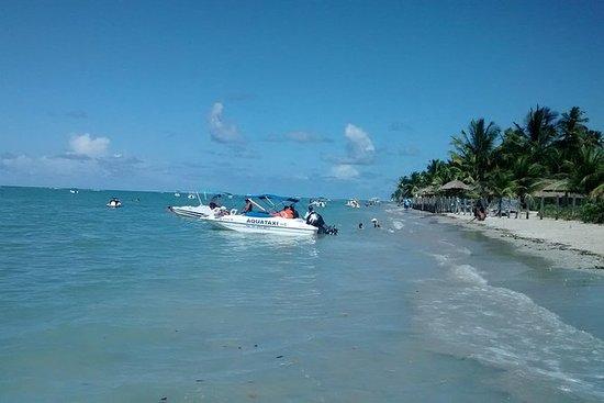 Tagesausflug nach Praia dos Carneiros...