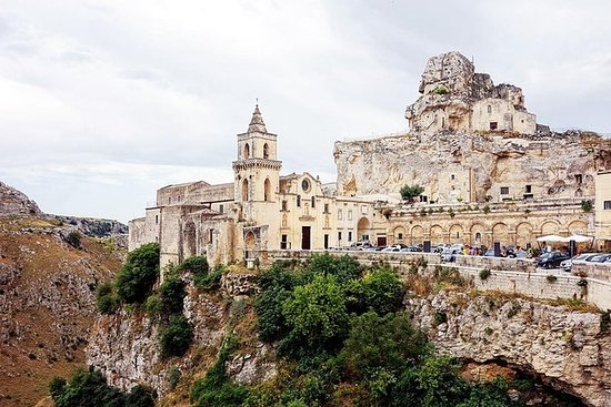 Guided Tour Sassi di Matera: I Due...