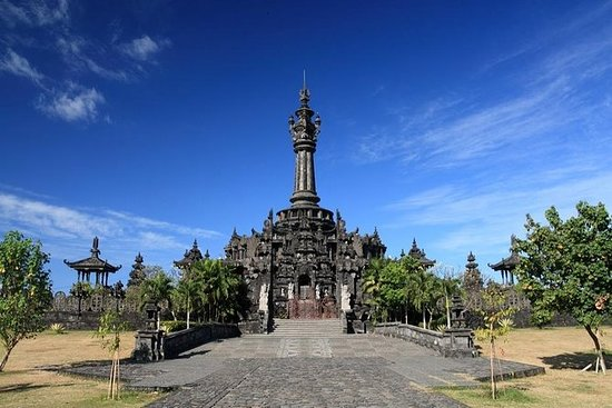 Full-Day Denpasar City Tour with...