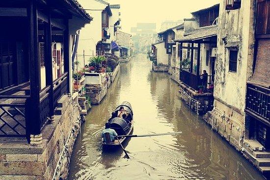 Full-Day Wuzhen Water Town Trip fra Shanghai