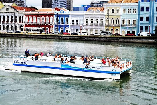 Excursão de barco em Recife