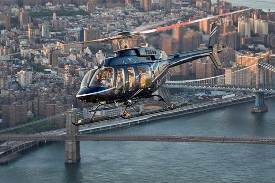 Tour in elicottero di New York: le