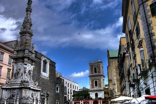 Visite de Naples en vélo