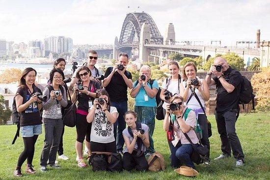 Tour fotográfico privado en Sídney