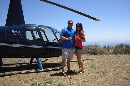 Paseo privado en helicóptero por Los...