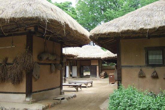 Royal Palace and Folk Village: tour