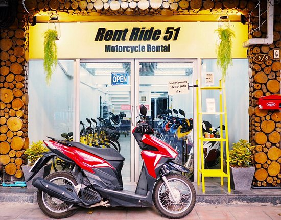 Rent Ride 51 Motorbike Rental
