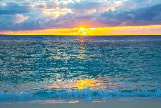 Crociera al tramonto delle Bahamas da