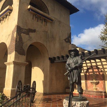 摩门教徒营历史遗址照片