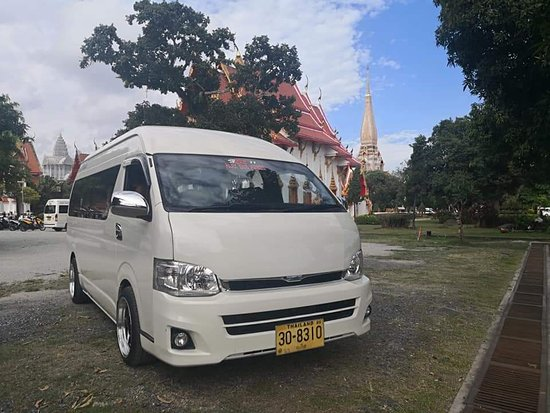 Alex Taxi Phuket & Tour