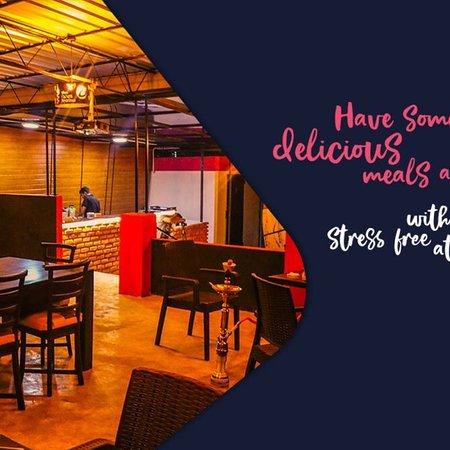 Dehiwala, Sri Lanka: Cloud Lounge