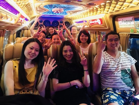 Phuket Transport And Tour