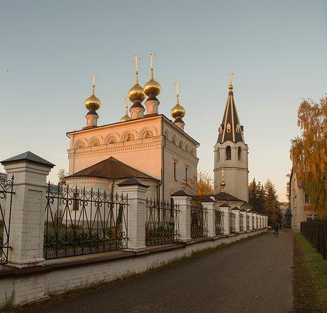 Gorodets Fedorovskiy Monastery