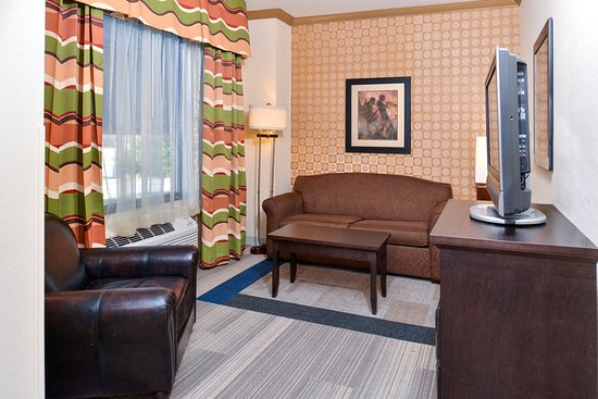 DeSoto, Техас: Guest room