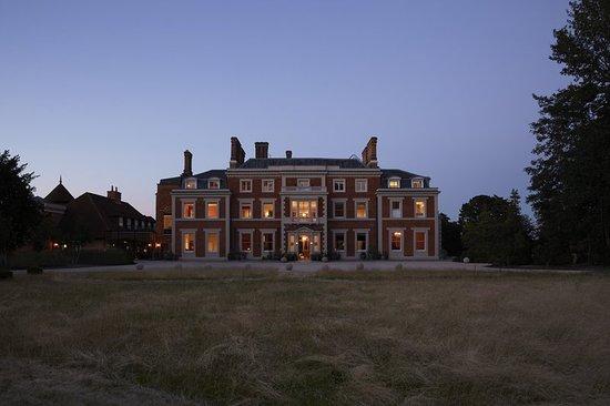 Hampshire, UK: Exterior