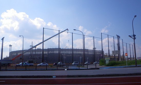 Nago Municipal Baseball Stadium