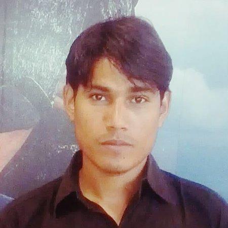 Balrampur, Indie: maraj khan