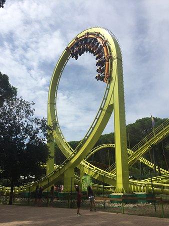 Un bel parco divertimenti in Toscana!