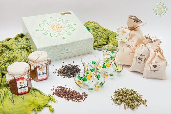 Azerbaijan in a Box