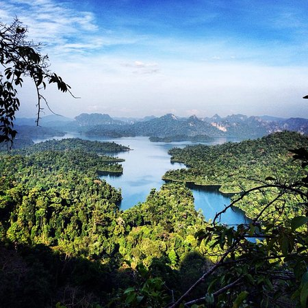 Ban Ta Khun, Thái Lan: Hike to the top of the Tarzan Viewpoint