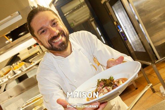 Maison Milano: Chef Emmanuele Cucchi