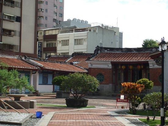 North District, Tainan: 臺南西華堂
