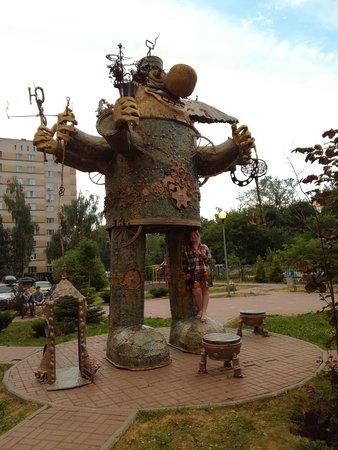 Gromozeka Monument-billede