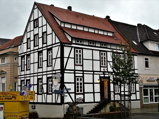 Buckeburg – fénykép