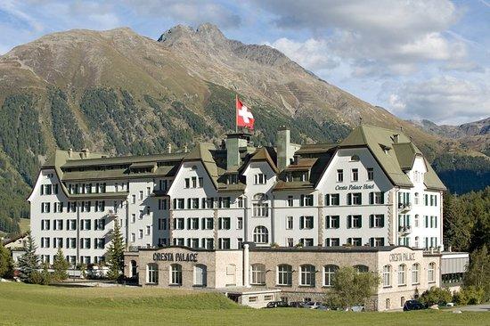 Celerina, Szwajcaria: Exterior
