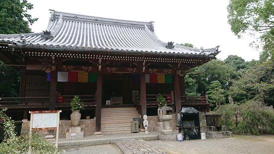 Kanonji, Japan: 本堂全景