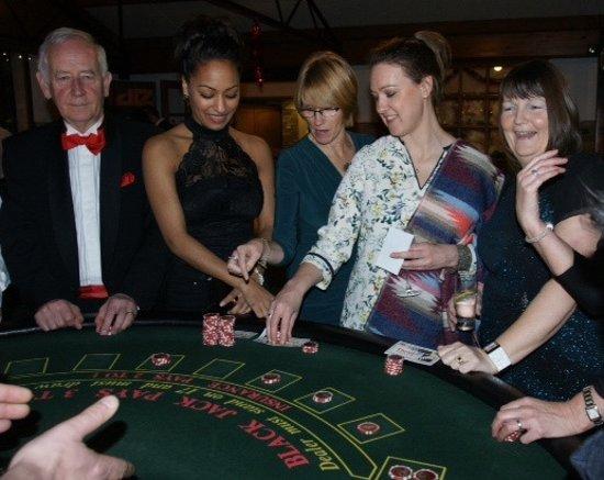 The Blackjack Table Picture Of Gb Fun Casinos Stoke On Trent Tripadvisor