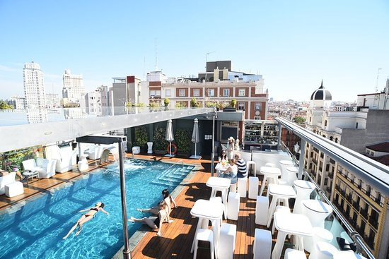 Hotel santo domingo madrid spain reviews photos - Hotels in madrid spain with swimming pool ...