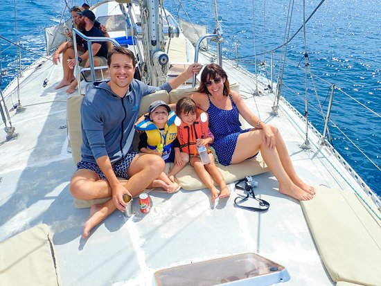 Kuna Vela Sailing Tours : Discover the real Sailing Sensation with your family!