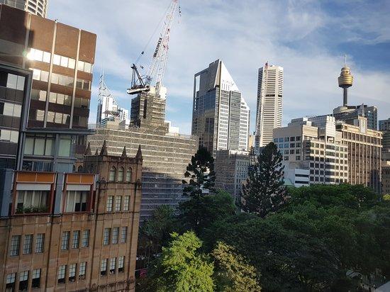 Travelodge Hotel Sydney Wynyard Bild