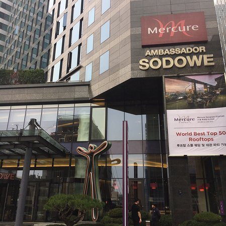 Mercure Seoul Ambassador Gangnam Sodowe Photo