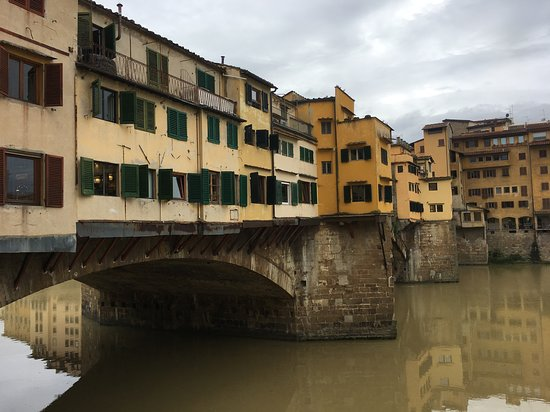 Explore Florence plus celebrate a birthday